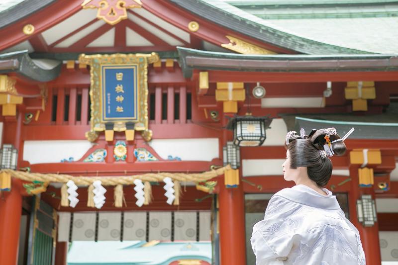 「日枝あかさか」の婚礼プラン